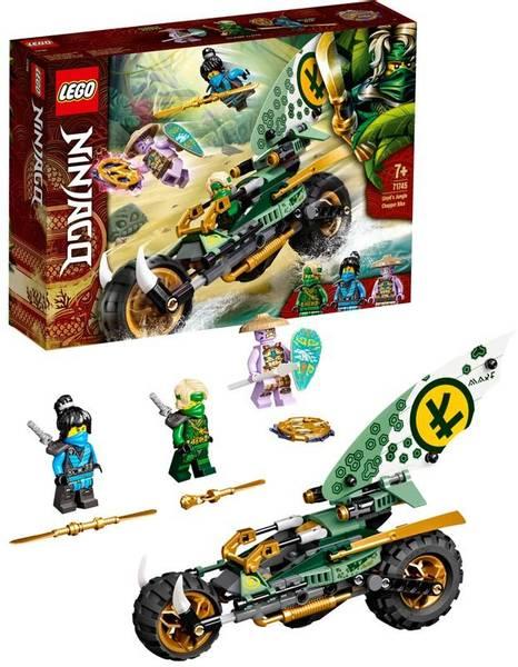 Bilde av LEGO Ninjago 71745 Lloyds jungelmotorsykkel