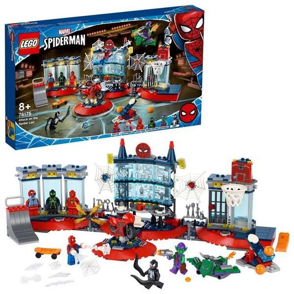 Bilde av LEGO Super Heroes 76175 Marvel Spider-Man Angrep