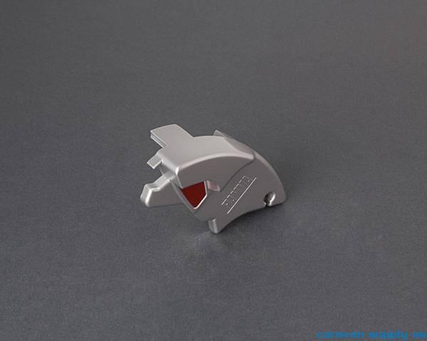 Bilde av Left lead bar end cap F655S titanium 98655-337