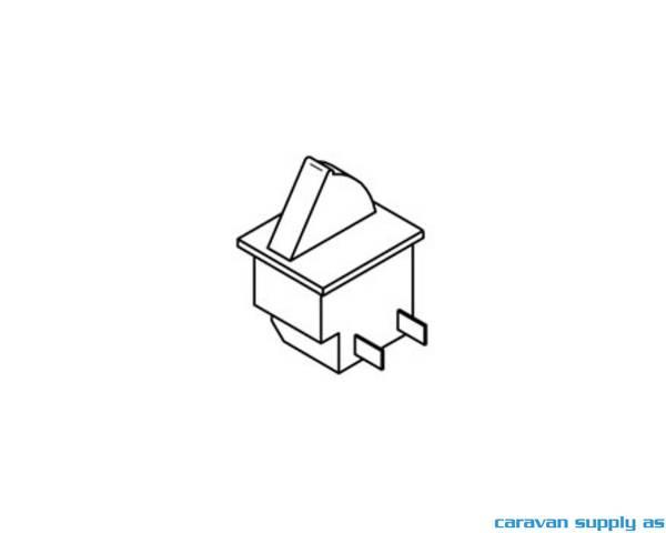 Bilde av Alarm switch for single+slide-out step 1500601921