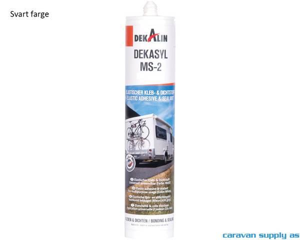 Bilde av Lim- og tetningsmasse Dekalin Dekasyl MS2 290ml