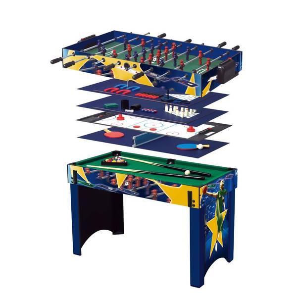Bilde av Multi spillebord WORKER 13-i-1 Supertable