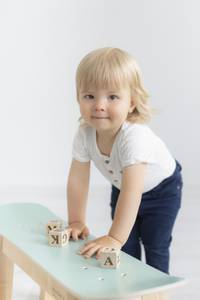 Bilde av Benk til barnerom | SK8 | Mentol