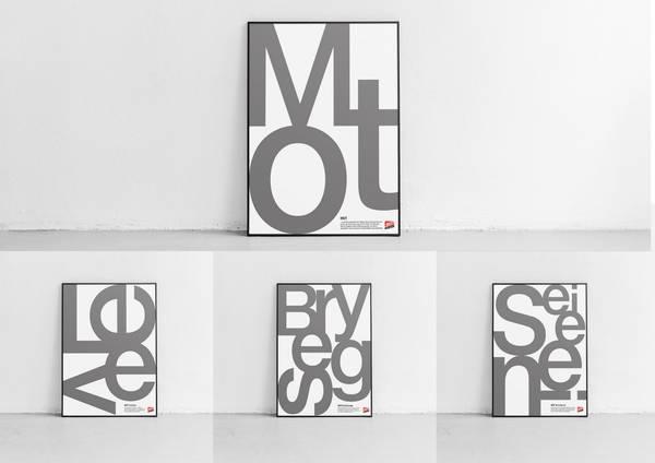 Verdiplakater grå (nynorsk)