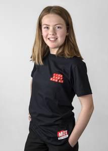 Bilde av T-skjorte med verdier