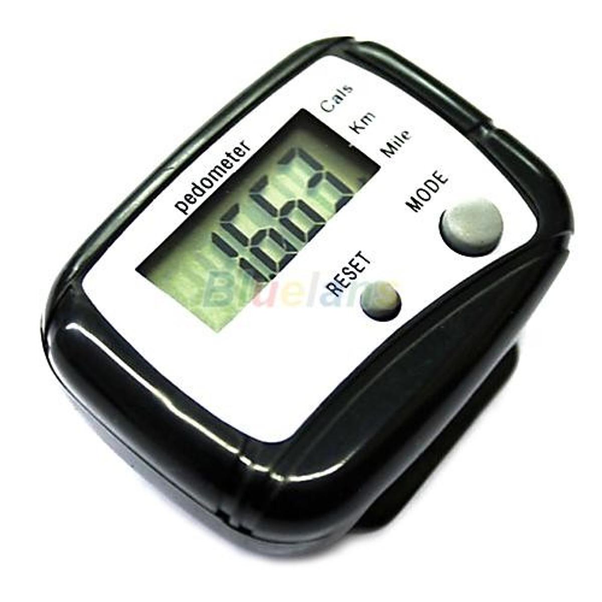 Skritteller Digital Pedometer