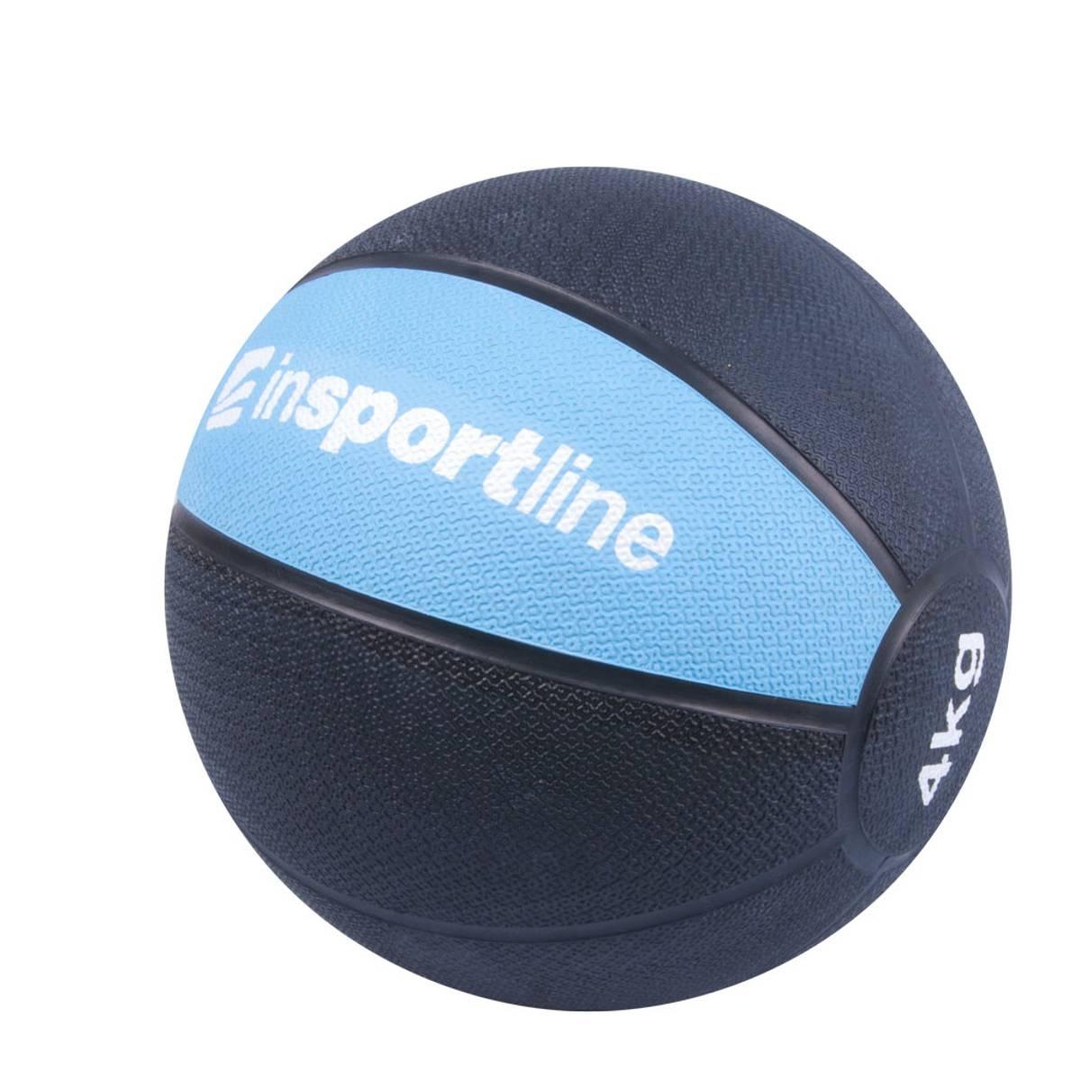 Medisinball inSPORTline MB63 - 4kg