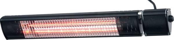 Bilde av Terrassevarmer GSA Infrarød m/fjernkontroll 2000W
