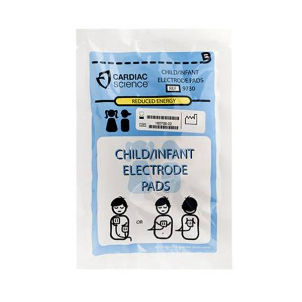 Bilde av Cardiac Science Powerheart G3 elektroder for barn
