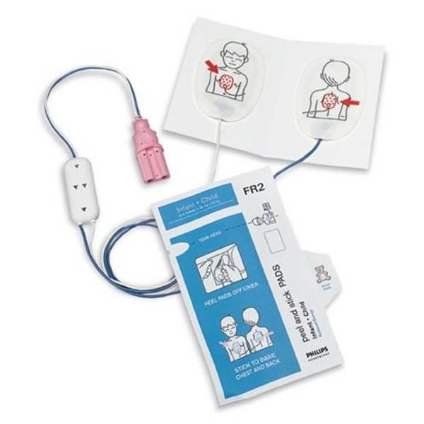 Bilde av Philips Heartstart FR2 elektroder til barn