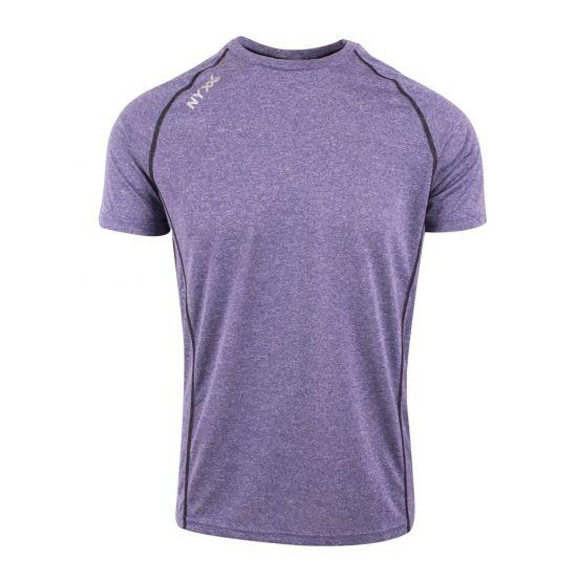 T-skjorte, X-treme, herre, lys lilla Str. XL