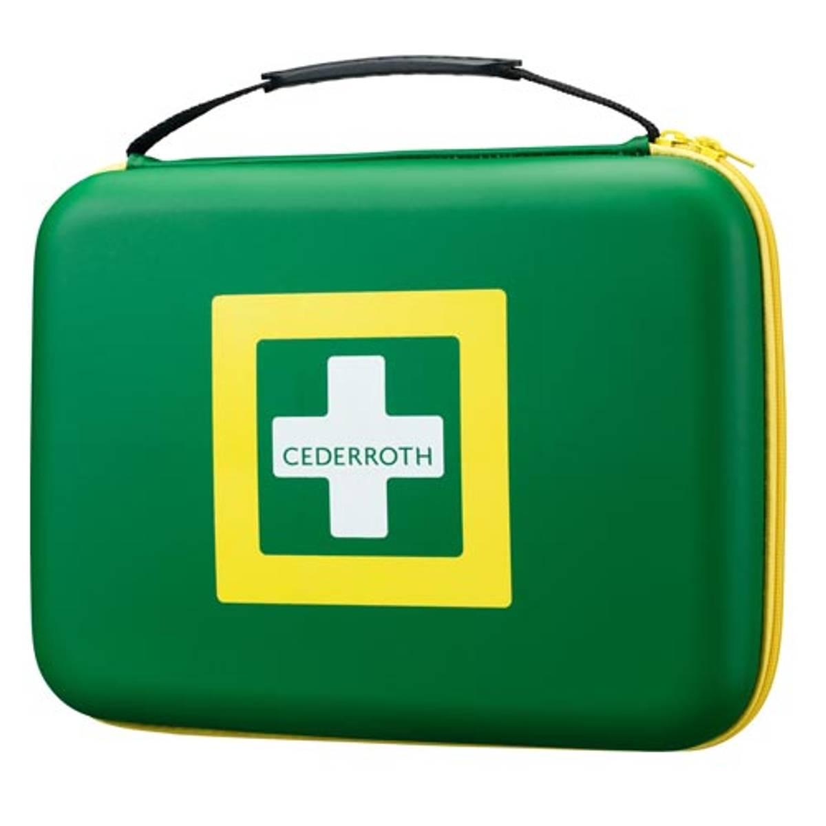 Cederroth Førstehjelpsskrin m/innhold Large