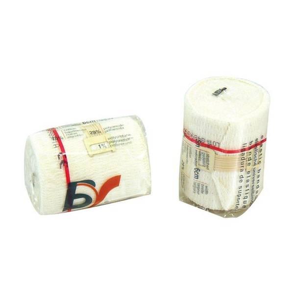 Bilde av Universalbind elastisk BV 10cmx5m hvit