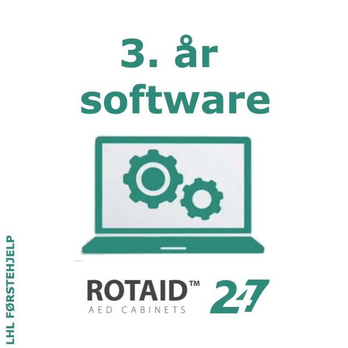 5 år softwarelisens 247 (kr. 55 + mva. pr. mnd.)
