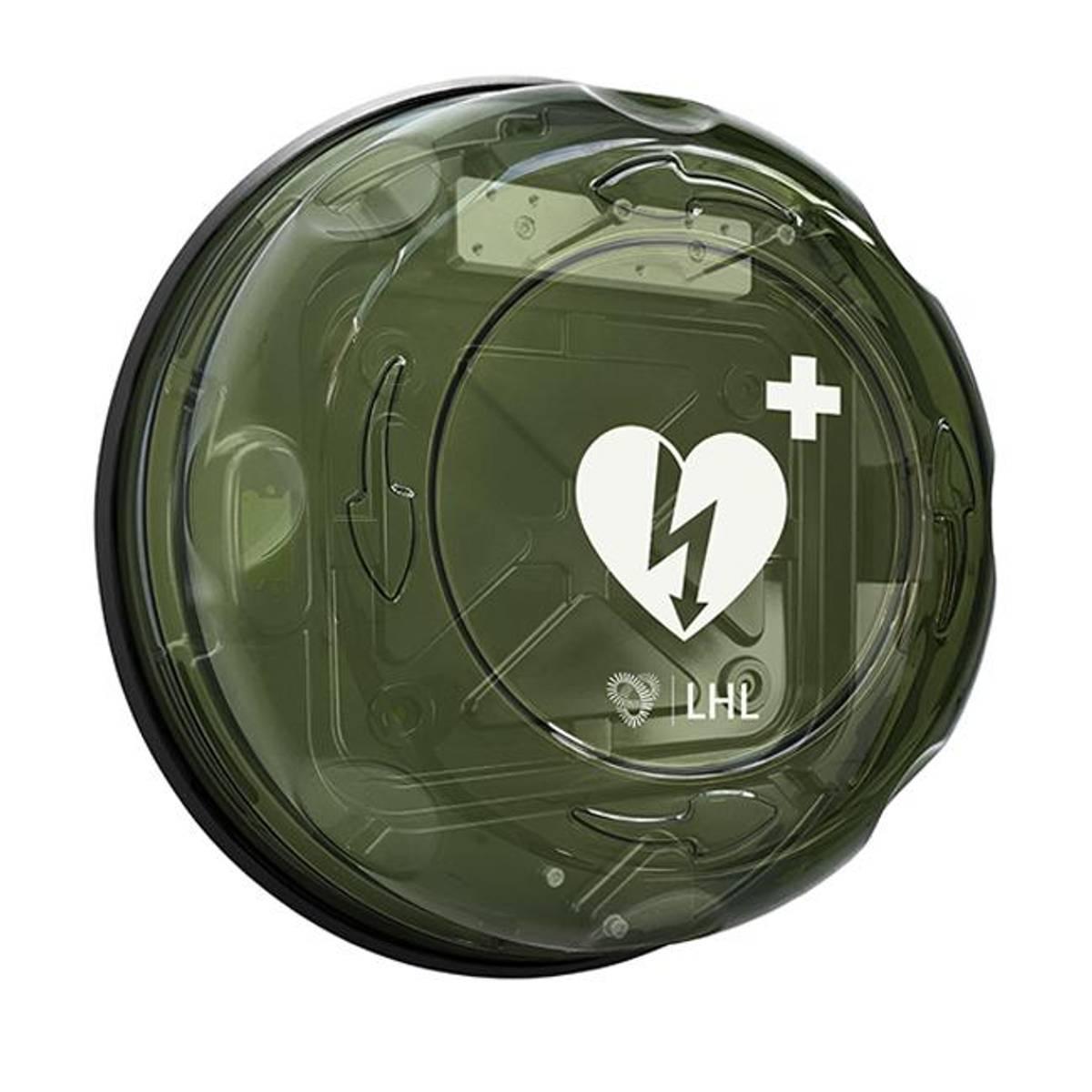Komplett Rotaid 24/7 overvåket hjertestarterskap med varme