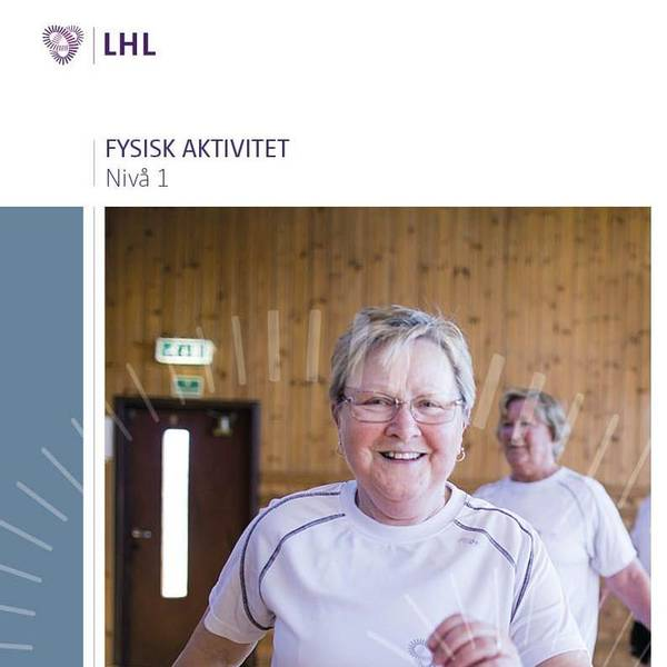 Bilde av Fysisk aktivitet nivå 1 2016