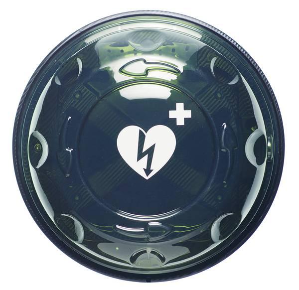 Bilde av Rotaid SOLID PLUS ILCOR skap til hjertestarter