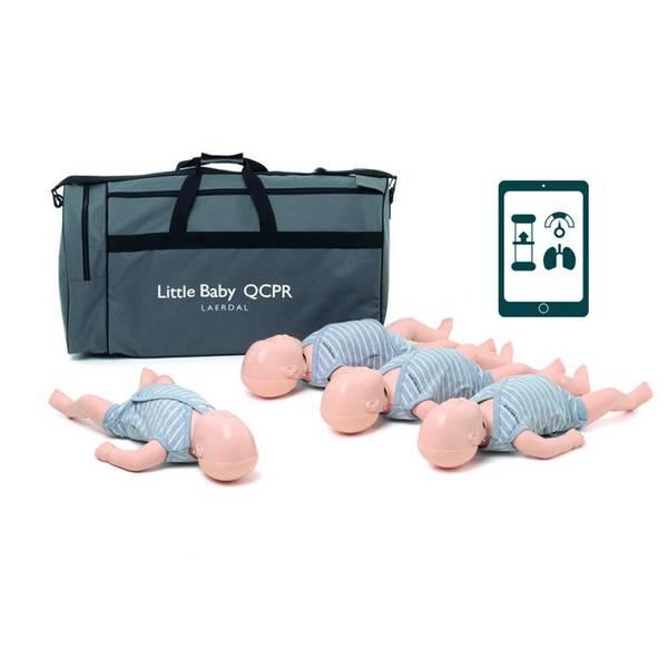 Bilde av Little Baby QCPR 4-pakk