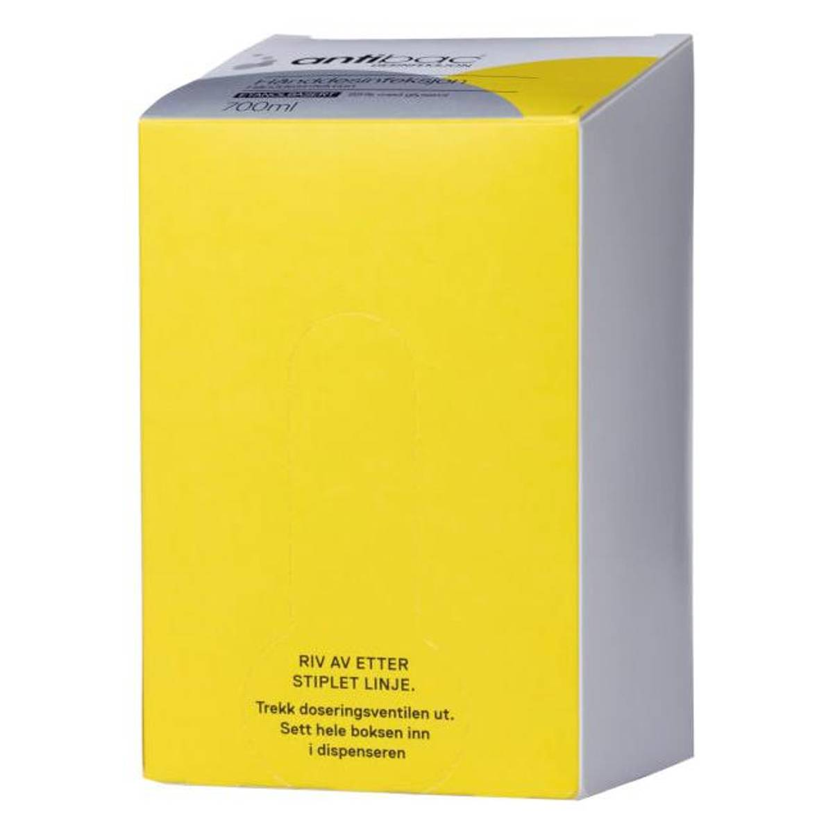 Antibac 85% BagInBox 700ml
