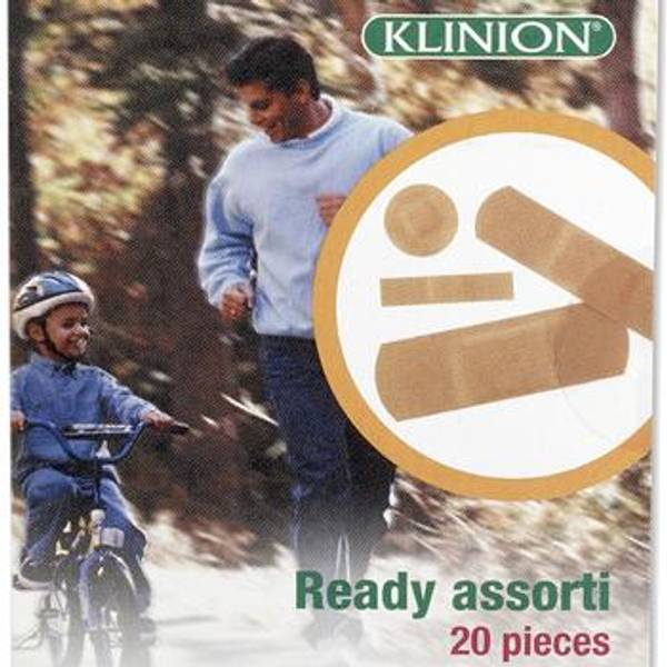 Bilde av Plaster Kliniplast ready assortert