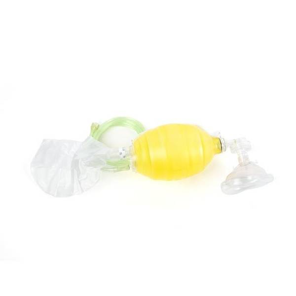 Bilde av Mask #5 BAG II Disposable Resuscitator