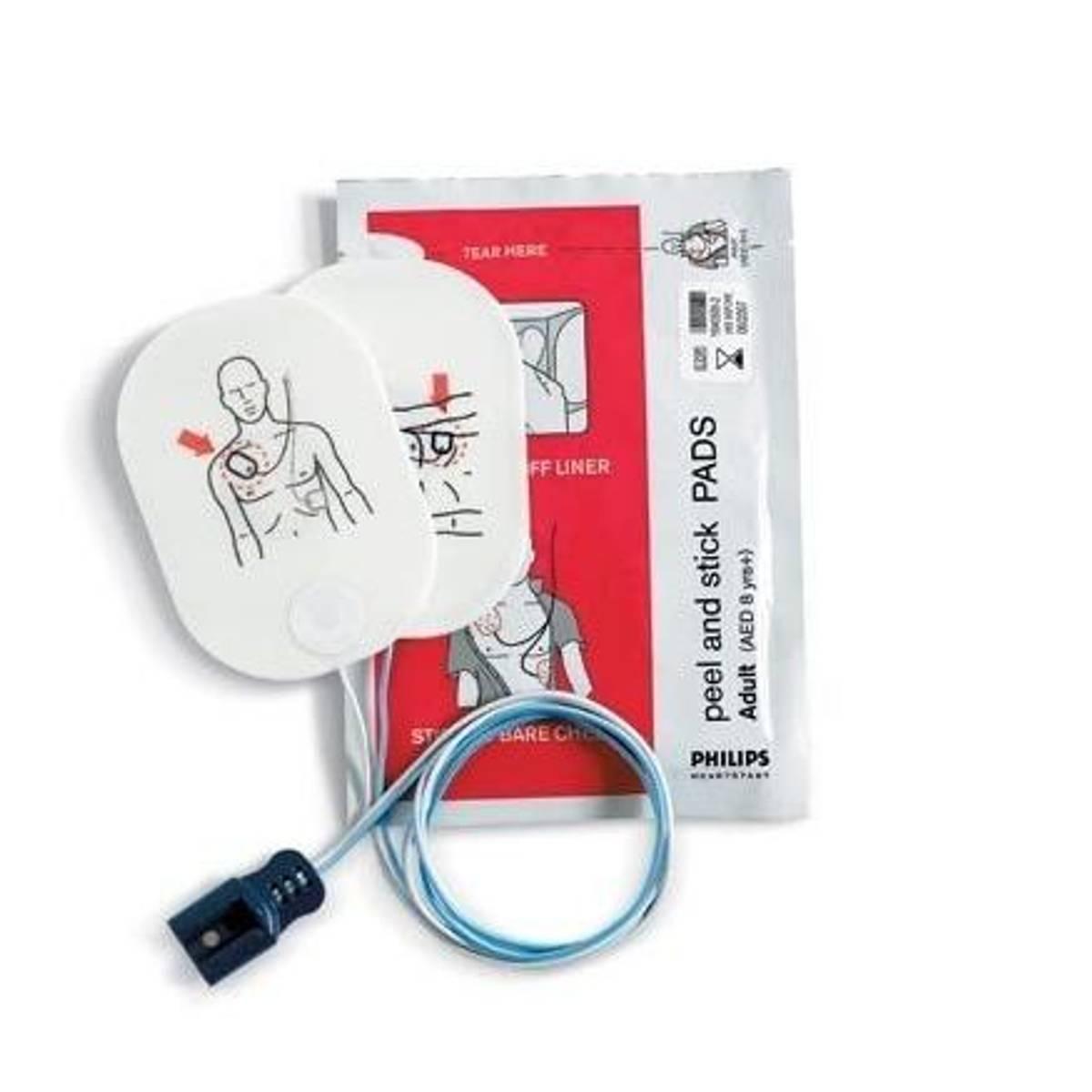 Philips Heartstart FR2 elektroder