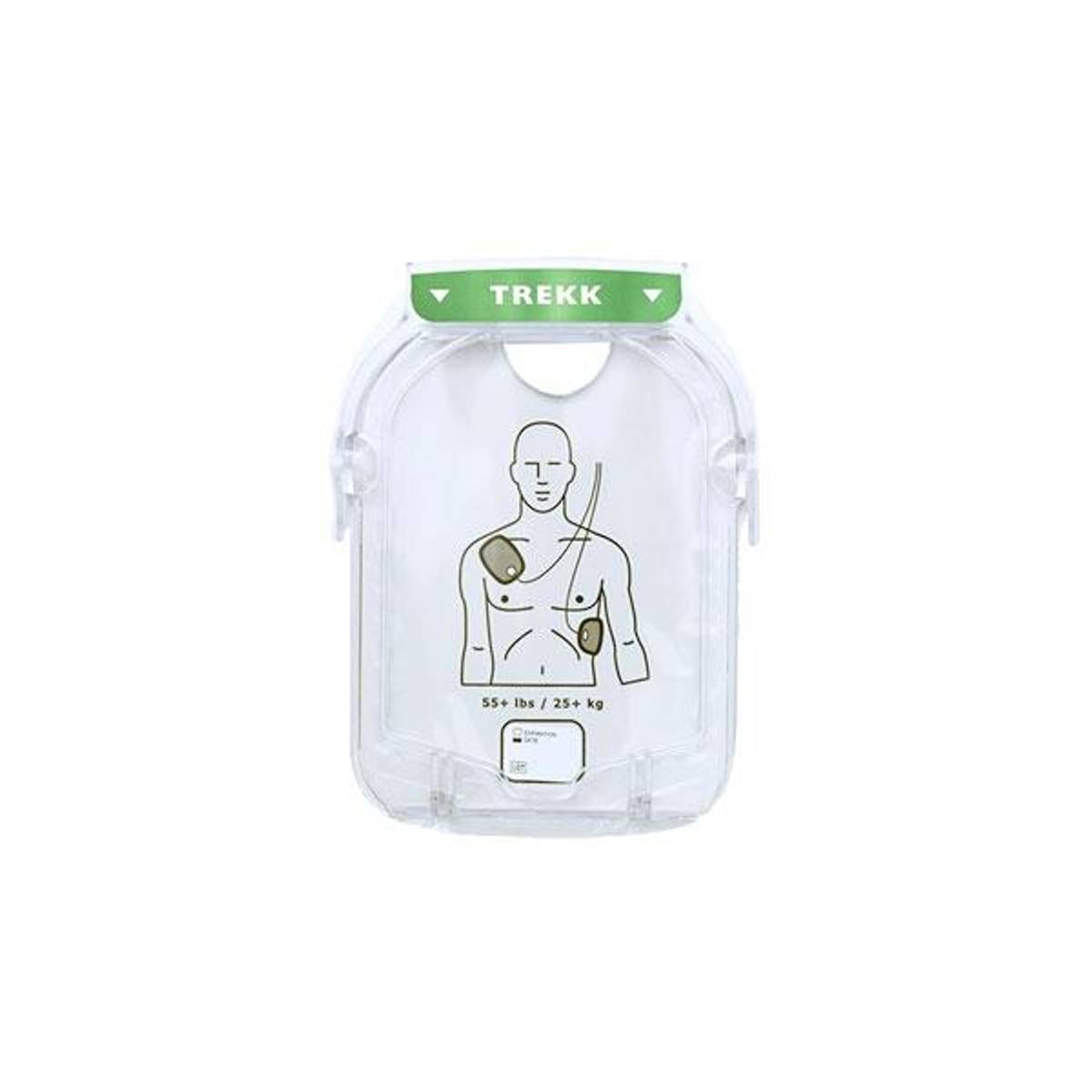 Philips SMART pads HS1 Voksen