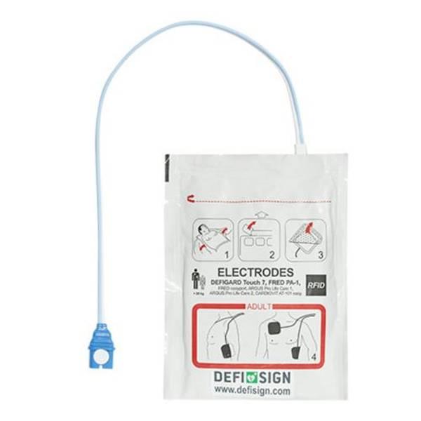 Bilde av DefiSign Life Schiller Elektroder