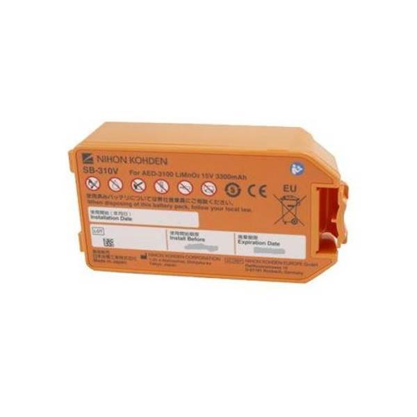 Bilde av Nihon Kohden Cardiolife AED 3100 batteri