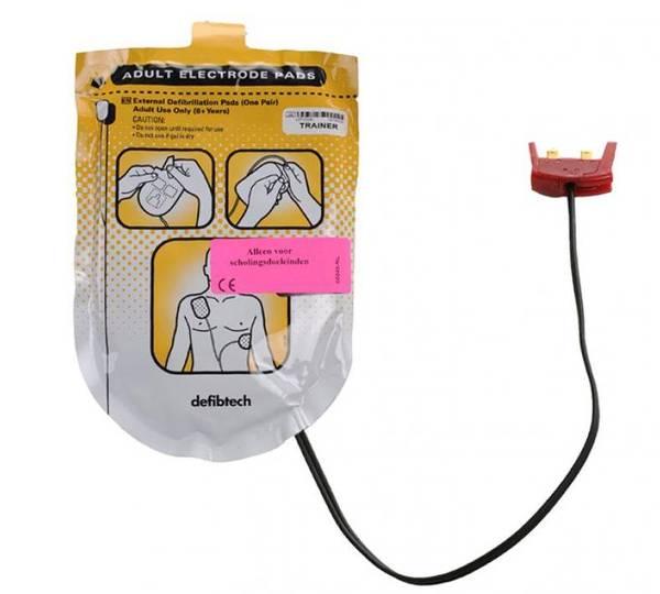 Bilde av Lifeline AED elektroder til trening m/kabel 1