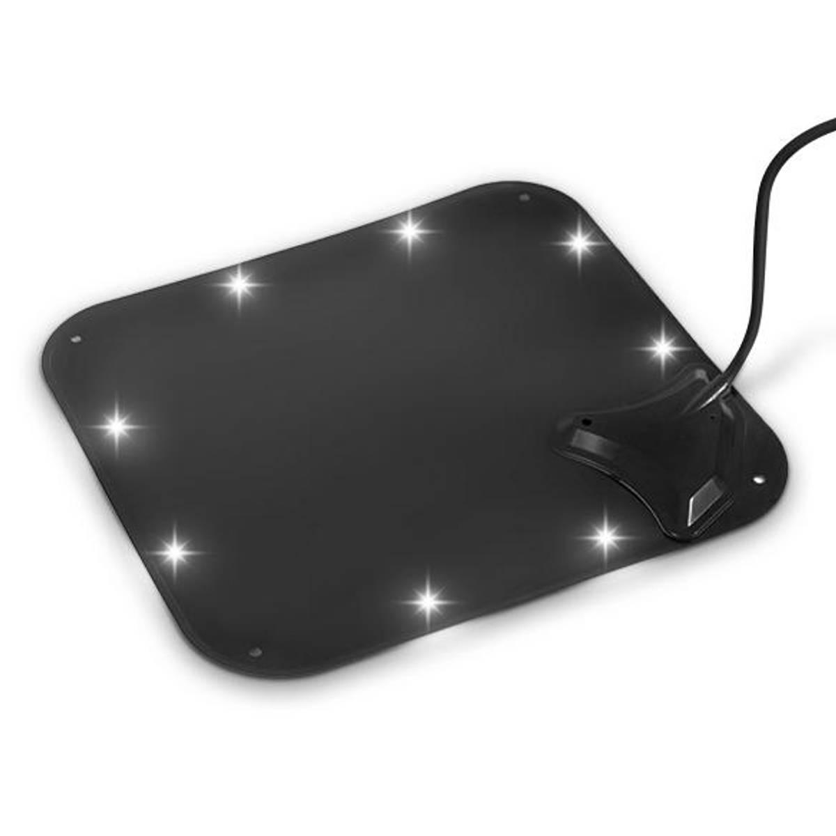 Rotaid varmeplate med LED-lys