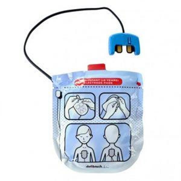 Bilde av Lifeline VIEW/PRO Elektrodesett barn