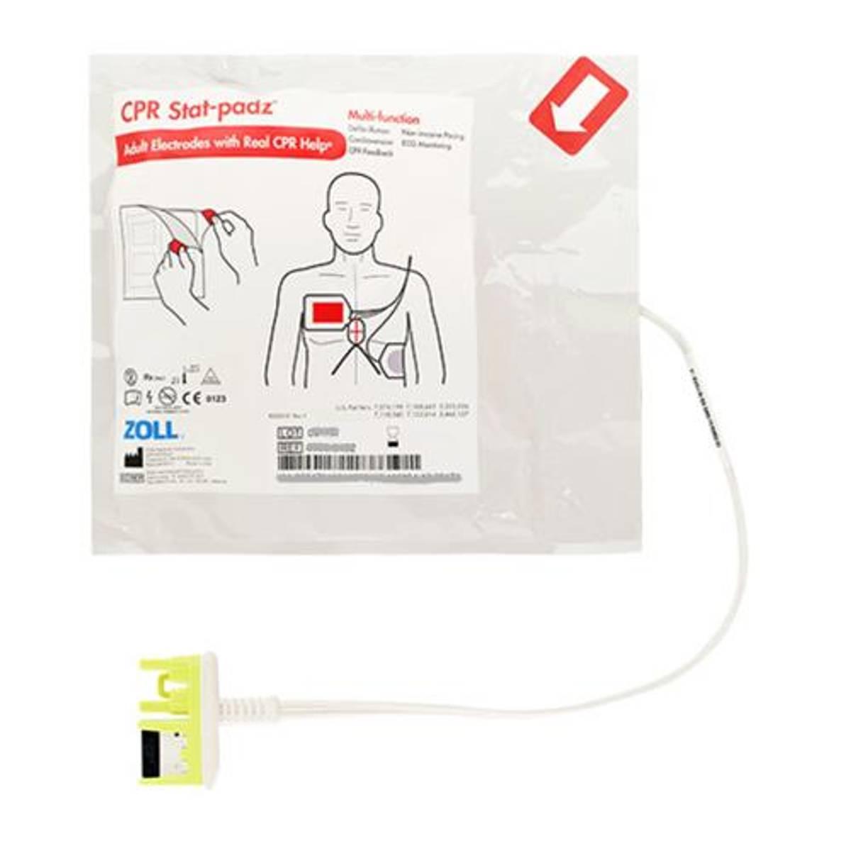 Zoll Stat-Pads elektrode