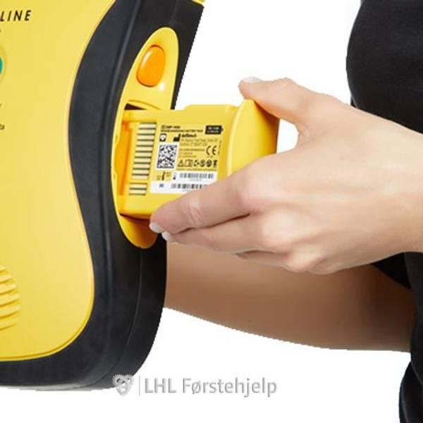 Bilde av Lifeline AED Hjertestarter - Norsk, med 5 års