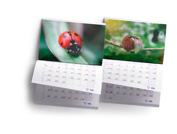 Bilde av LHL-kalenderen 2021