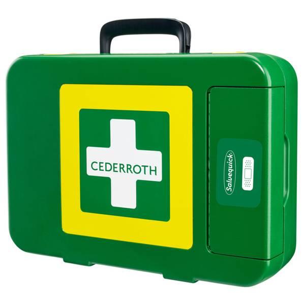 Bilde av Cederroth Førstehjelpsskrin m/innhold XL