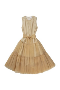 Bilde av Cathrine Hammel Tulle Peplum Dress