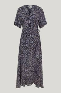 Bilde av Just Female Lassy maxi wrap dress