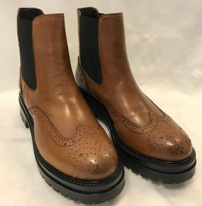 Bilde av Laura Bellariva Boots 6081-3 cognac