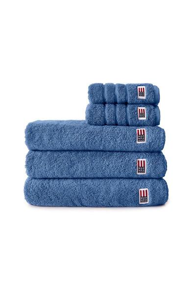Lexington Original Towel Medium blue