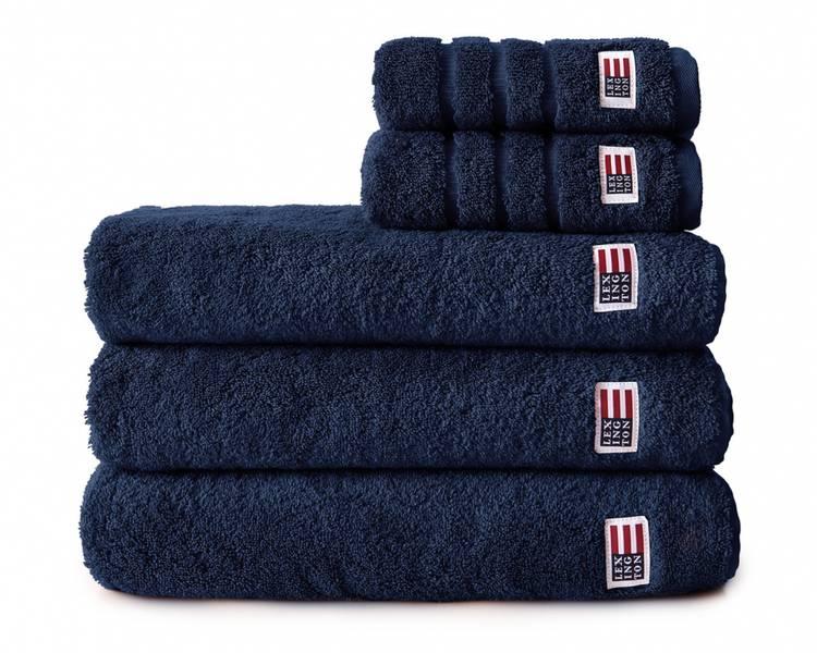 Lexington Original Towel Navy