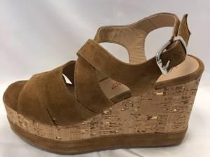 Bilde av Laura Bellariva semsket beige sandal