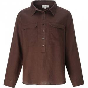 Bilde av Close to My Heart LIBBY shirt Brun