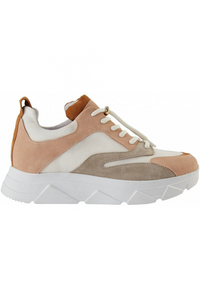 Bilde av Pavement Portia Nude Combo Shoes