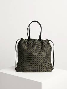 Bilde av By Malene Birger Carryall tote bag olive