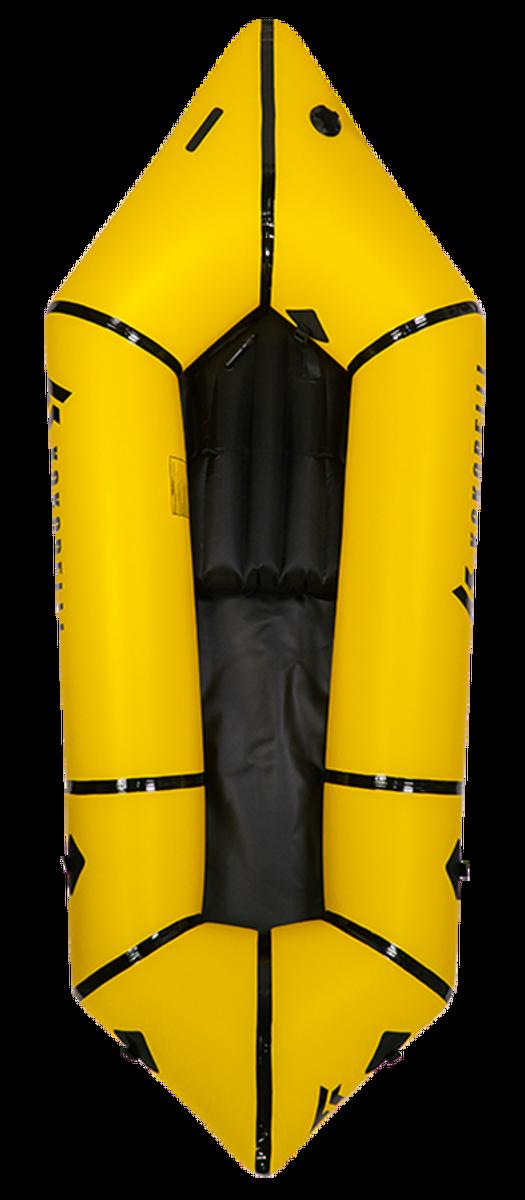 Kokopelli ROGUE-LITE Packraft Yellow