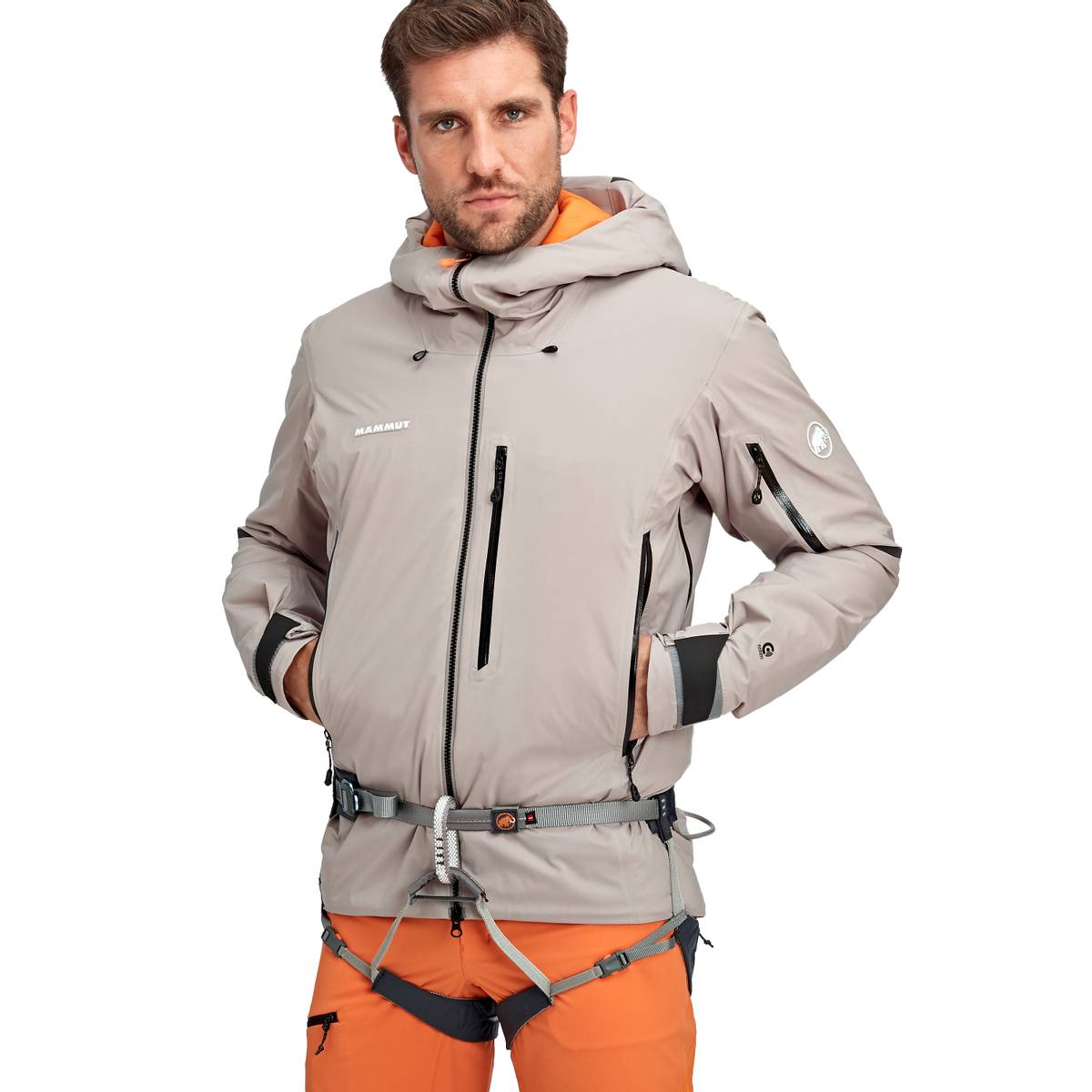 Mammut Nordwand Thermo HS Hooded Jacket Men Cliff