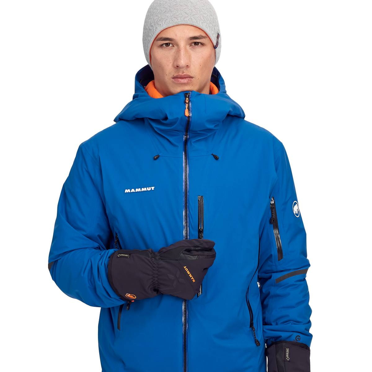 Mammut Nordwand Thermo HS Hooded Jacket Men Azurit
