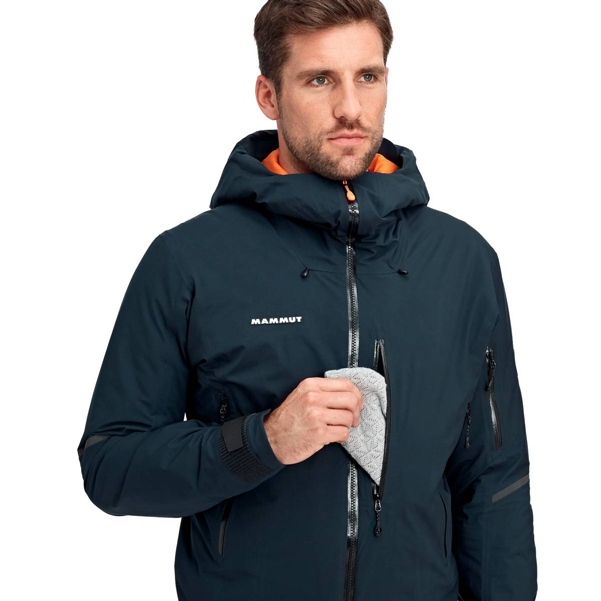 Mammut Nordwand Thermo HS Hooded Jacket Men Night