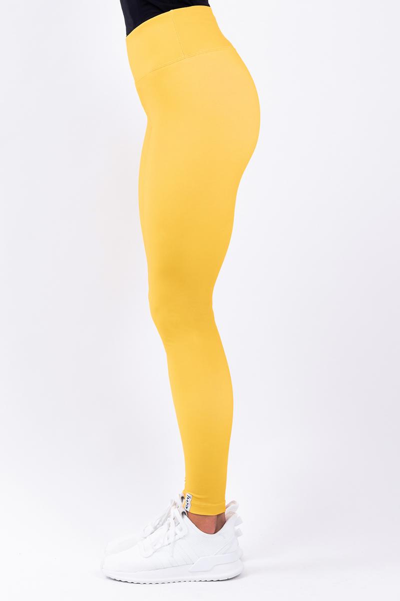 Eivy Venture Tights Mustard